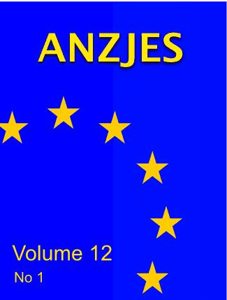 Volume 12, No 1