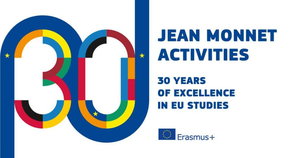 30th Anniversary of the Jean Monnet Activities