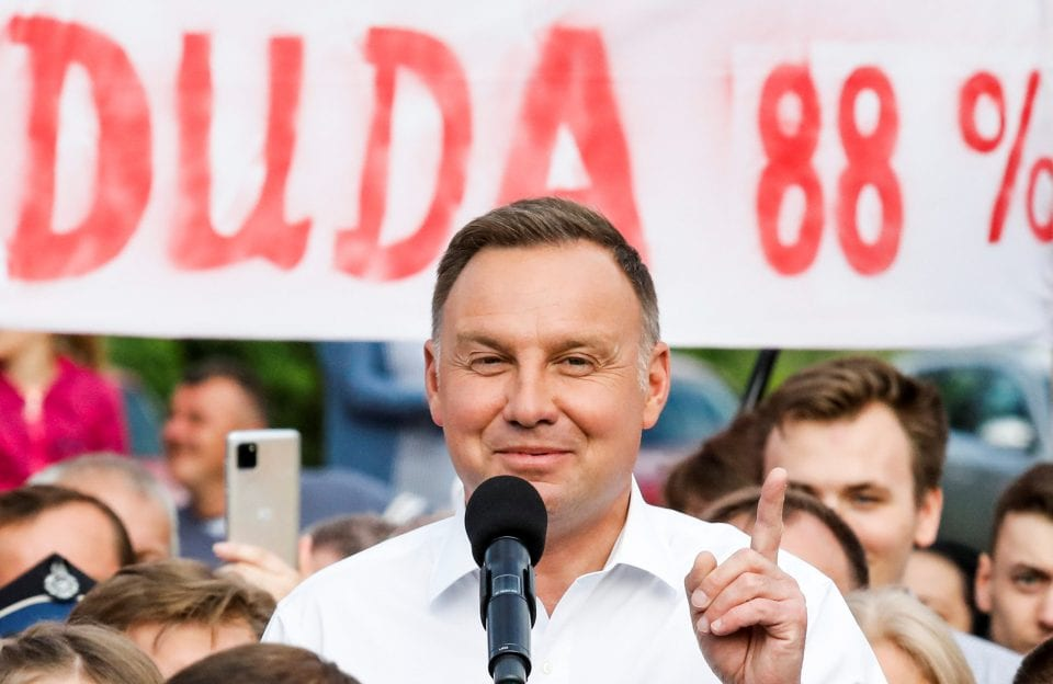 Poland Presidential Election: Political Polarisation, EU Confrontation