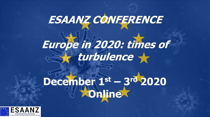 ESAANZ Conference 2020